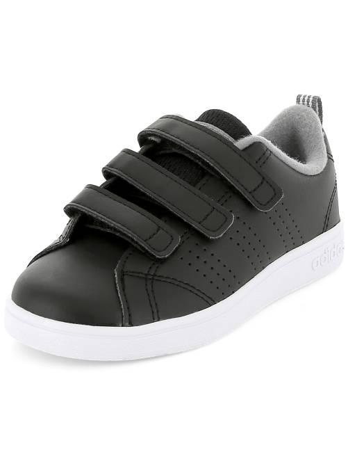 Baskets 'adidasVS Advantage Clean' à scratchs                             noir Garçon