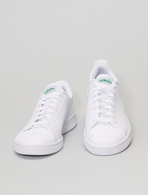 Baskets 'advantage base' 'adidas'                             blanc