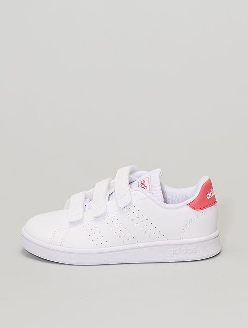 Baskets 'advantage C' 'adidas'                             blanc