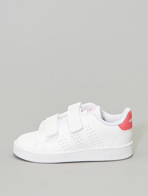 Baskets 'Advantage I' 'adidas'                                         blanc Bébé fille