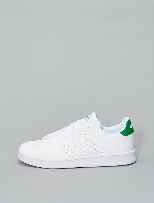 Baskets 'Advantage K' 'adidas'                             blanc Garçon