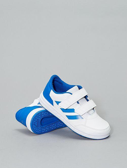 Baskets 'AltaSport CF K' 'adidas'                                         blanc/bleu Garçon