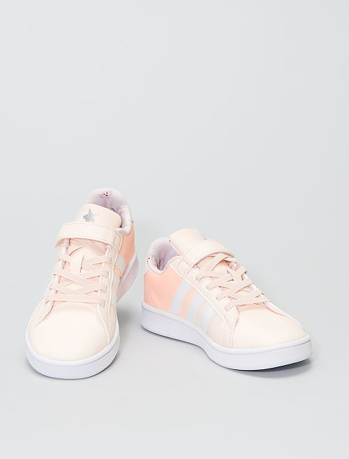 Baskets basses 'Adidas GRAND COURT C'                             rose