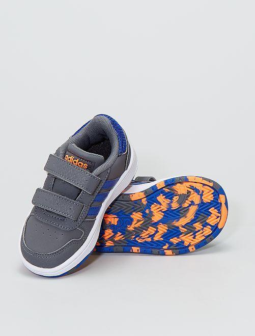 Baskets basses 'adidas hoops 2.0 CMF I'                             gris