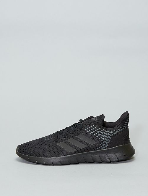 Baskets basses 'Adidas'                             noir