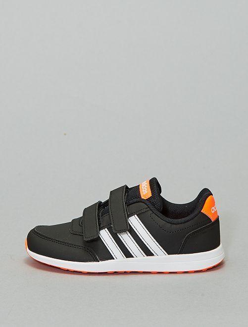 Baskets basses 'Adidas'                                                     noir/orange