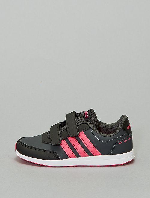 Baskets basses 'Adidas'                                                     noir/rose