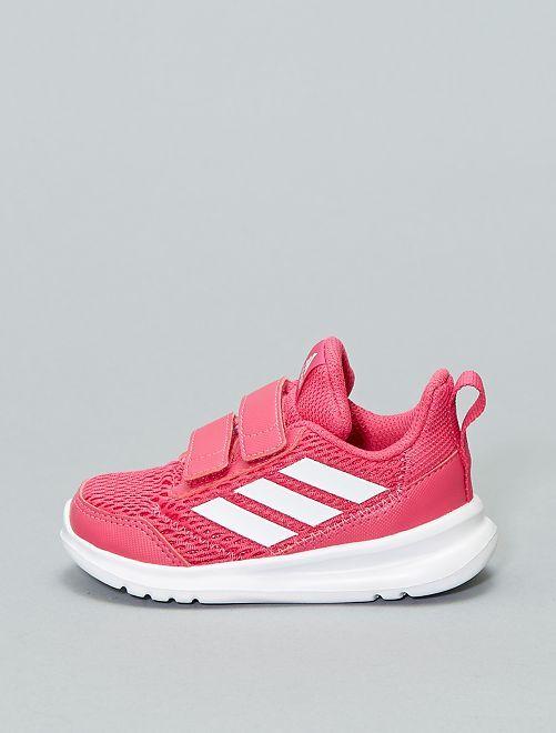 Baskets basses 'adidas'                             rose Bébé fille
