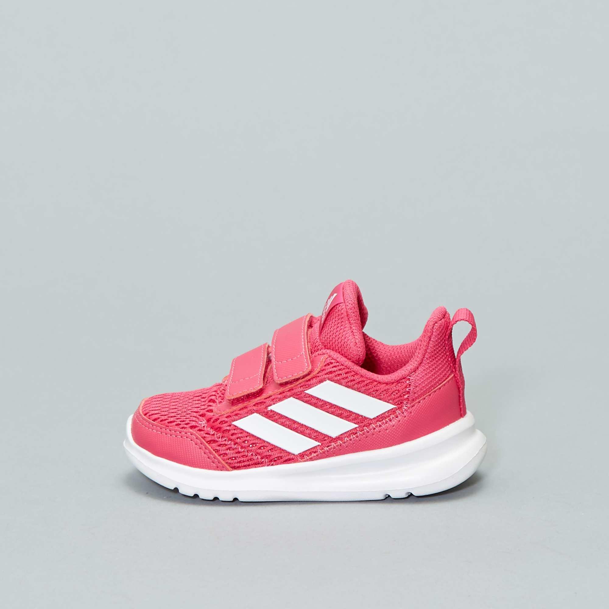 3a4a532572 Baskets basses 'adidas' Bébé fille - rose - Kiabi - 30,00€