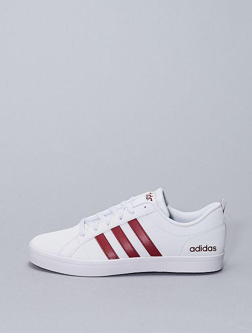 Baskets basses 'adidas VS Pace'                             blanc