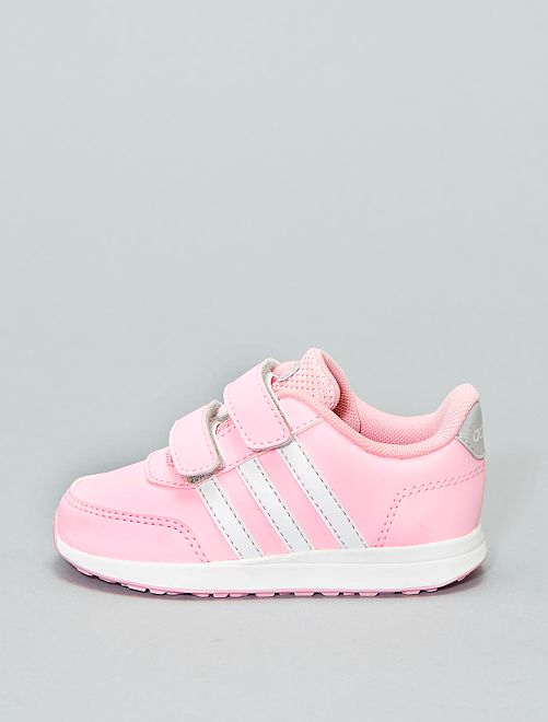 f90eaf35be6c Baskets basses  Adidas   VS switch 2  Chaussures - rose blanc ...