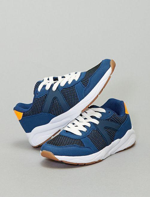 Baskets basses                             bleu navy