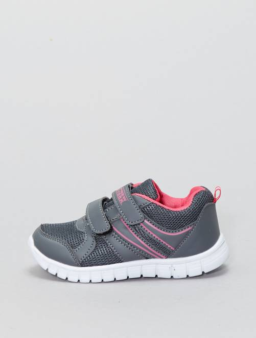 Baskets basses                             GRIS Chaussures