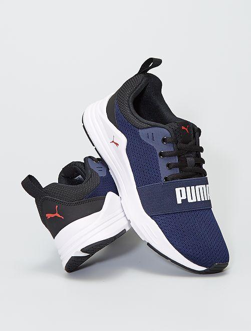 Baskets basses 'Puma'                             bleu