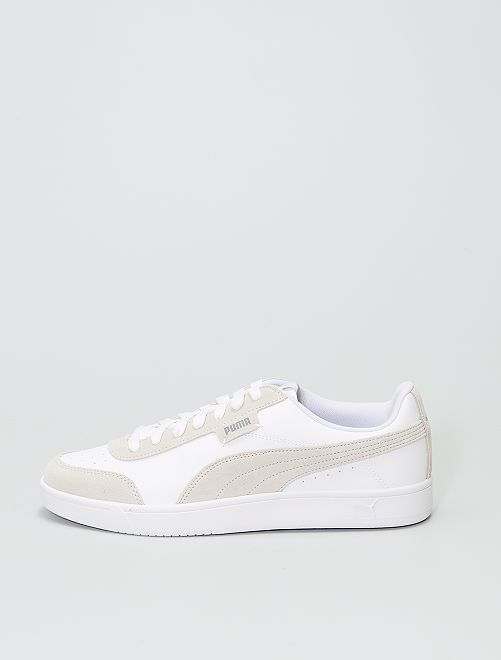 Baskets basses 'Puma' 'Court Legend'                             beige/blanc