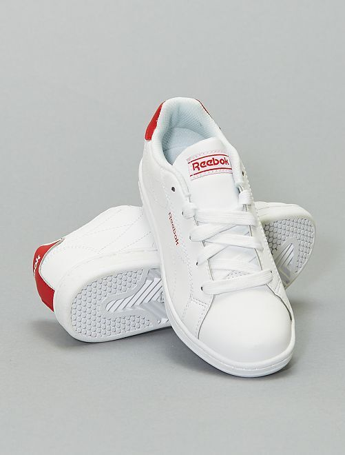 Baskets basses 'Reebok'                                         blanc/rouge