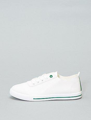 sneakers for cheap 61222 6145b Baskets basses souples - Kiabi