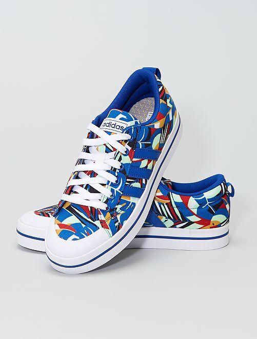 Baskets Bravada 'Adidas'                             bleu