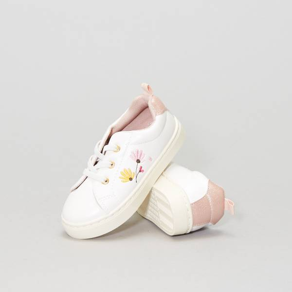 Chaussures En Kiabi Baskets Basses Kiabi Baskets En