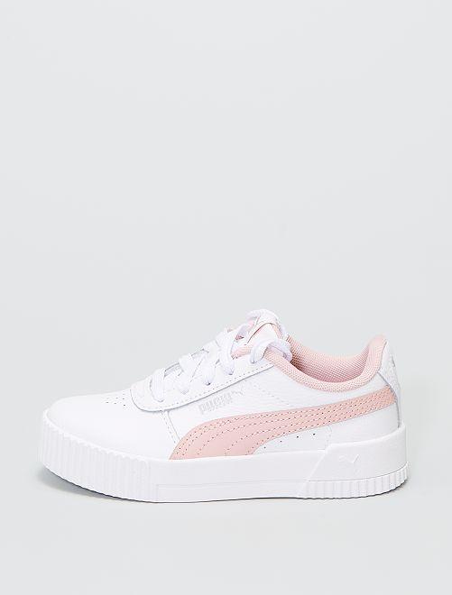 Baskets Carina L 'Puma'                             blanc