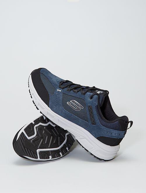 Baskets de randonnée 'Skechers'                             marine/noir
