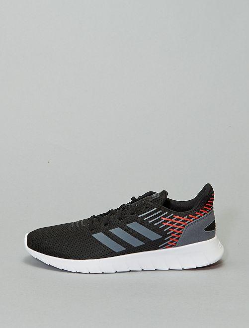Baskets de running 'adidas Asweerun'                             noir