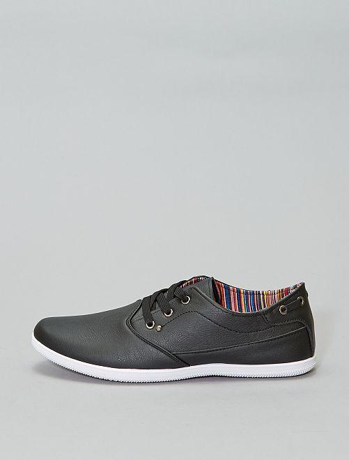 Baskets de ville                             noir Chaussures
