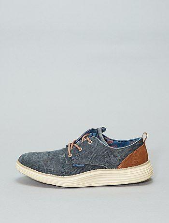 ac352bdbfbeab Soldes baskets pour homme - chaussures sport Vêtements homme   Kiabi