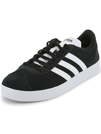 Baskets en cuir `Adidas` `VL Court 2.0`