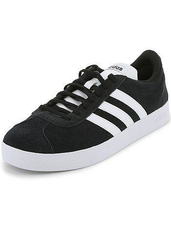 Baskets en cuir 'Adidas' 'VL Court 2.0' - Kiabi