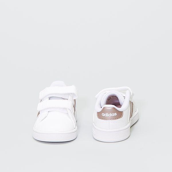 Baskets en simili 'adidas grand court 1'