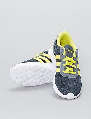 sports shoes 159d6 5002d Baskets en textile Adidas Lite Racer
