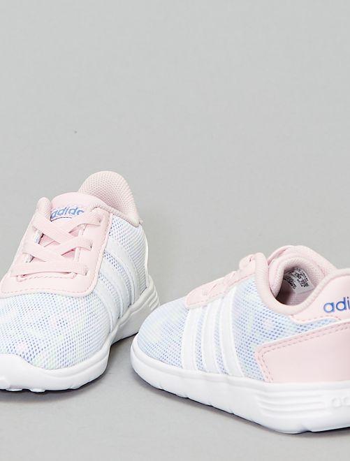 Baskets en textile 'adidas lite racer'                                         rose Chaussures