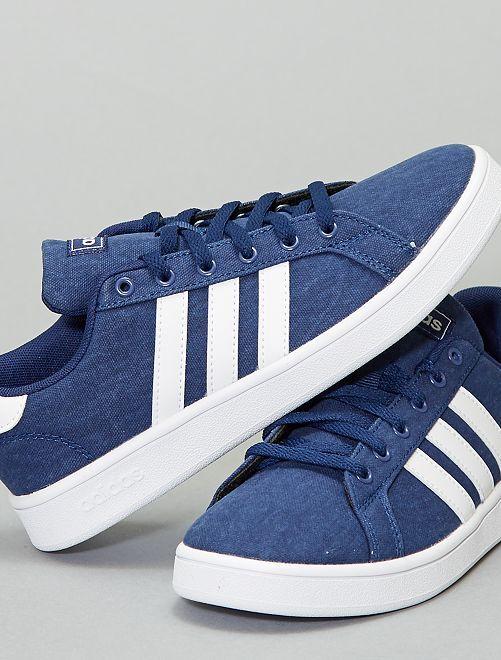 Baskets en toile 'adidas grand court'                             bleu marine