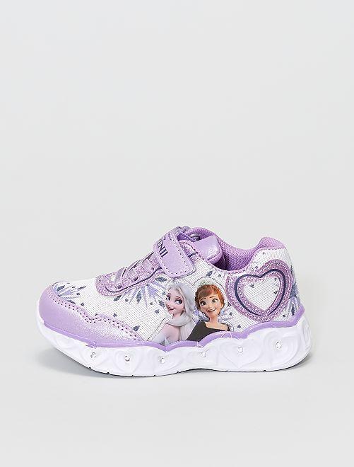 Baskets 'La Reine des neiges' 'Disney'                             blanc