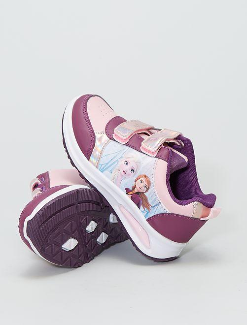 Baskets 'La Reine des neiges' 'Disney'                             violet