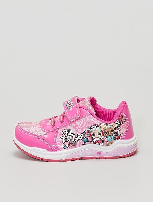 Baskets 'LOL Surprise'                             rose