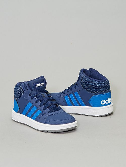 Baskets montantes 'adidas hoops'                                                     bleu Chaussures