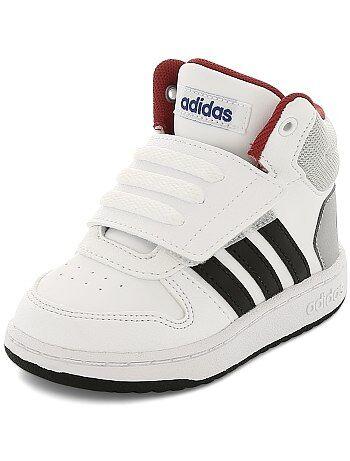 Baskets montantes 'Adidas Hoops CMF MID INF' - Kiabi