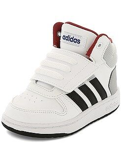 Baskets montantes 'Adidas Hoops CMF MID INF'