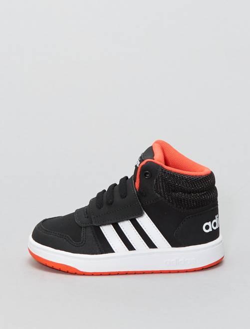 Baskets montantes 'adidas HOOPS MID 2 0'                                                                             noir