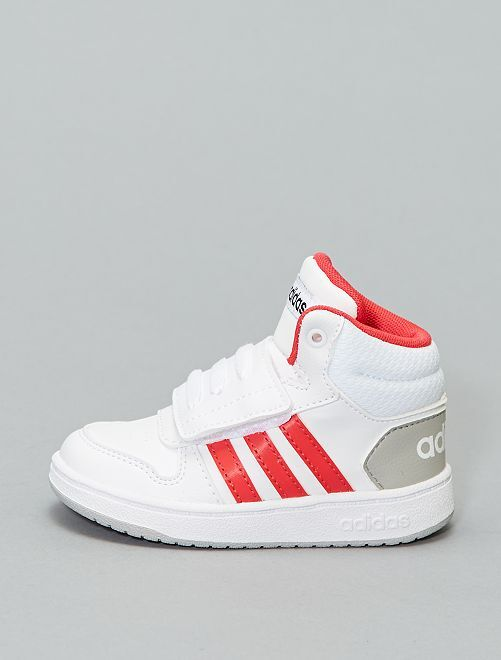 Baskets montantes 'adidas Hoops MID 2.0'                                                     blanc Chaussures