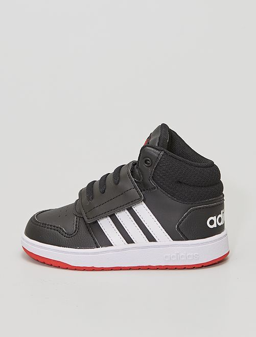 Baskets montantes 'Adidas' 'Hoops mid 2.0 I'                             noir