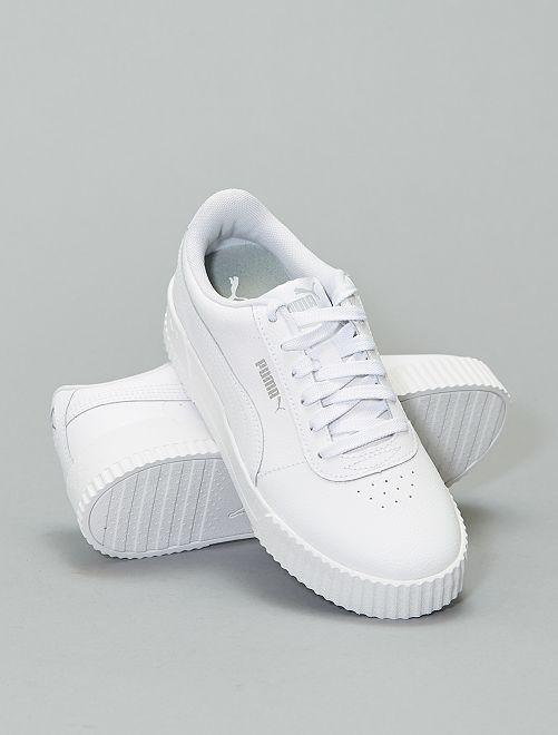 Baskets 'Puma' 'Carina'                                                     blanc