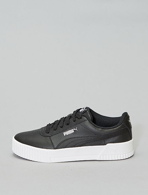 Baskets 'Puma' 'Carina'                                         noir