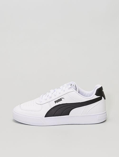Baskets 'Puma' 'Caven'                                         blanc
