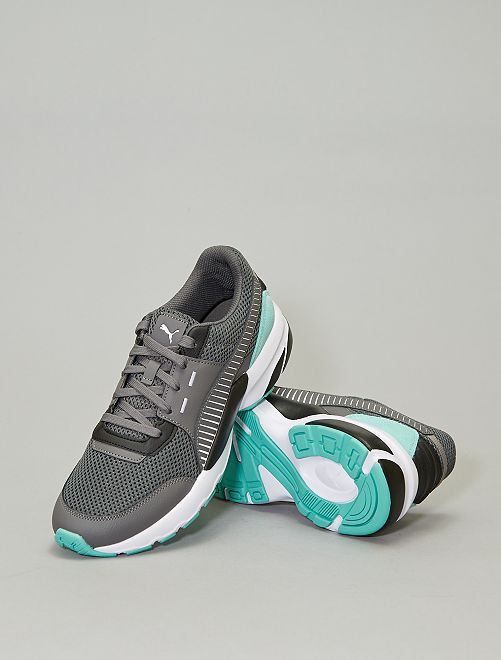 Baskets 'Puma Future Runner Premium'                                         gris