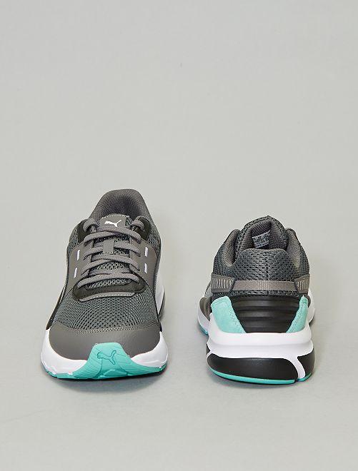 3196099391b9 Baskets 'Puma Future Runner Premium' Homme - gris - Kiabi - 75,00€