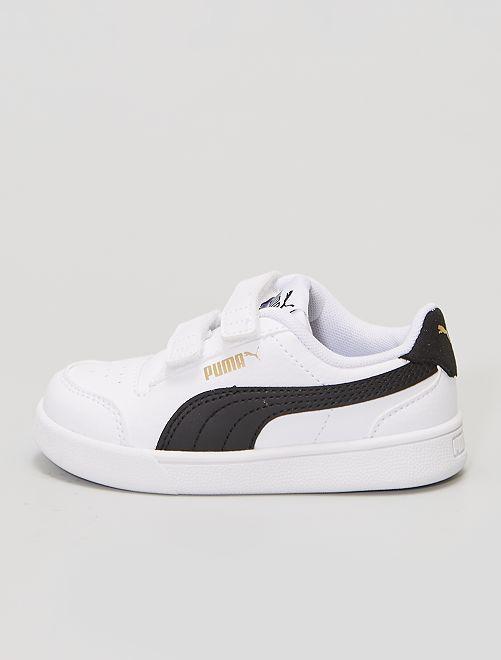 Baskets 'Puma' 'Shuffle'                             blanc