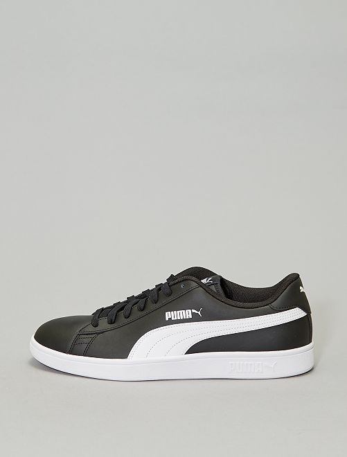 Baskets 'Puma Smash'                             noir